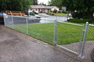 Photo #2: ABOVE & BEYOND FENCING LLC