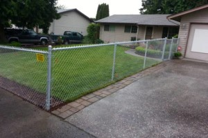 Photo #1: ABOVE & BEYOND FENCING LLC