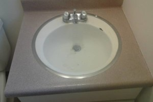 Photo #10: Guests arriving ?... Is your COUNTER TOP dingy?! Call Bathtub Rescue!
