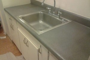 Photo #8: Guests arriving ?... Is your COUNTER TOP dingy?! Call Bathtub Rescue!