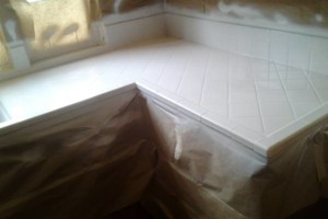 Photo #6: Guests arriving ?... Is your COUNTER TOP dingy?! Call Bathtub Rescue!