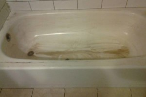 Photo #2: Guests arriving ?... Is your COUNTER TOP dingy?! Call Bathtub Rescue!