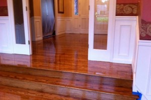 Photo #1: Pacific Hardwood floors