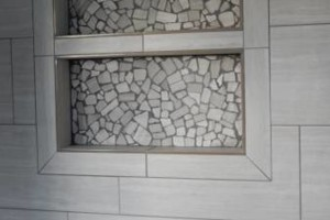 Photo #10: Beautify your kitchen or bath with tile....