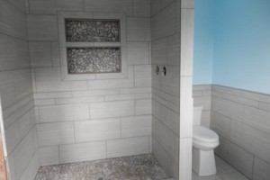 Photo #9: Beautify your kitchen or bath with tile....