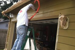 Photo #3: Exterior & interior paint