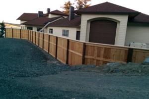 Photo #9: ATF Construction LLC. Fence installation services