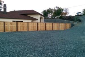 Photo #8: ATF Construction LLC. Fence installation services