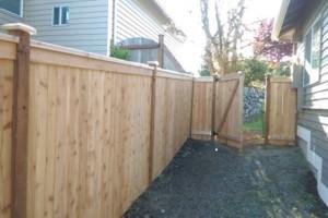Photo #7: ATF Construction LLC. Fence installation services