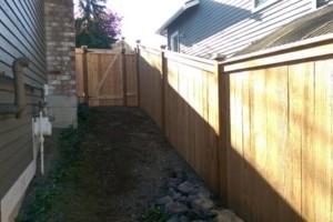 Photo #6: ATF Construction LLC. Fence installation services