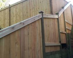 Photo #5: ATF Construction LLC. Fence installation services