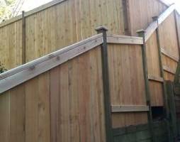 Photo #5: ATF Construction LLC. Fence installation services