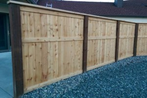 Photo #1: ATF Construction LLC. Fence installation services