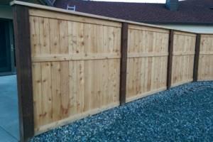 Photo #1: ATF Construction LLC. Fence installation services