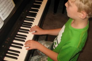Photo #1: PIANO LESSONS by Mrs. Cornils