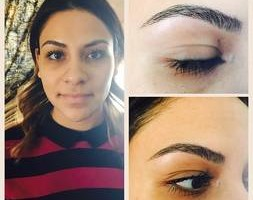 Photo #1: Experienced eyebrow and facial hair threader