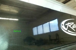 Photo #4: Tony Harris Mobile Exterior and interior RV detailing