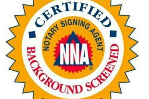 Photo #1: CERTIFIED NOTARY 24/7!