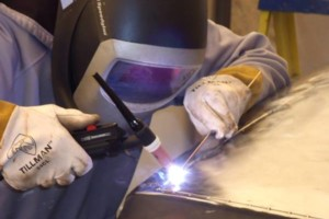 Photo #1: Accuweld AUTO BODY PANEL WELDING