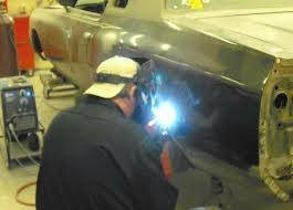 Photo #2: Accuweld AUTO BODY PANEL WELDING