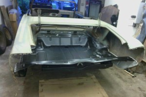 Photo #5: Accuweld AUTO BODY PANEL WELDING