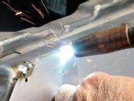 Photo #8: Accuweld AUTO BODY PANEL WELDING