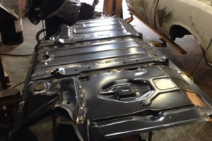 Photo #12: Accuweld AUTO BODY PANEL WELDING