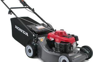 Photo #1: Honda Mower and Generator Service