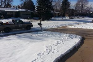 Photo #1: Snow Removal - Yard Cleanup - Haul - Trim and MORE !!!