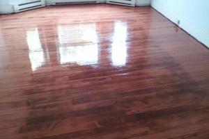 Photo #4: Any hardwood flooring related needs...