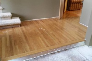 Photo #4: Professional Hardwood And Laminate flooring installation