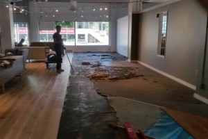 Photo #2: Professional Hardwood And Laminate flooring installation