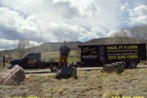 Photo #6: VERY PROFESSIONAL! HAUL IT 4 LESS. ALL JUNK & HOT TUB REMOVAL!