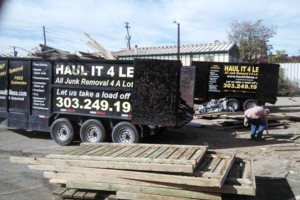 Photo #4: VERY PROFESSIONAL! HAUL IT 4 LESS. ALL JUNK & HOT TUB REMOVAL!