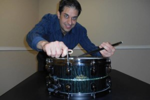 Photo #1: Drum Tuning Service. I will make your drum set sound like butter! $25