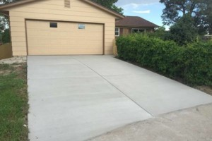 Photo #2: Affordable Concrete. Stamping and coloring techniques