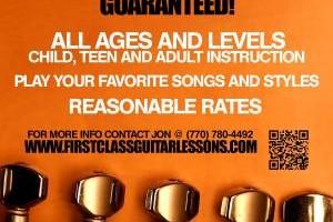 Photo #2: Guitar Lessons That Ensure Success