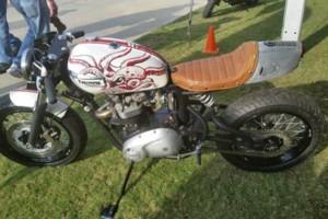 Photo #1: Rusty motorcycle tank repair & tig welding
