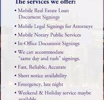 Photo #2: - Mobile Notary - Convenient and Affordable. Helios Notary Services