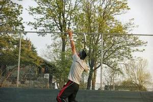 Photo #4: Private Tennis lesson by USPTA Professional