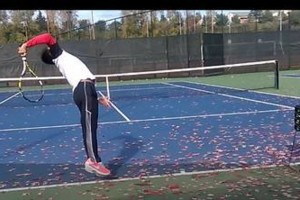 Photo #2: Private Tennis lesson by USPTA Professional