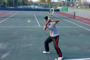 Photo #1: Private Tennis lesson by USPTA Professional