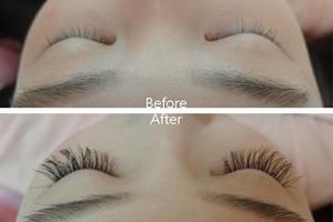 Photo #1: Mink Eyelash Extension