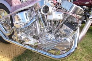 Photo #1: Motorcycle Detailing Antique-Race-Show