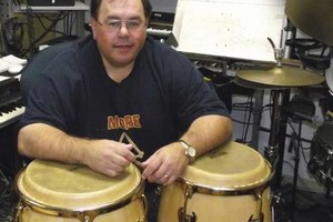 Photo #2: The Drum Exchange. Learn to play drums! Ed's lesson program