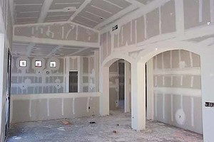 Photo #4: Construction services - Roofing, Tile, Drywall