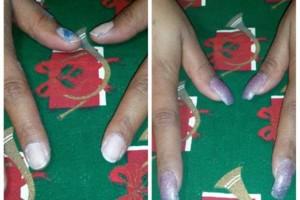 Photo #1: Spa Manicure
