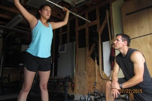Photo #1: Free 1st Session - Cert. Personal Trainer, Speed and Athletics Coach