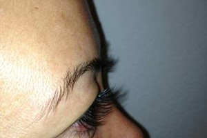 Photo #3: Synthetic mink eyelash extension special