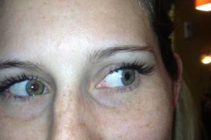 Photo #2: Synthetic mink eyelash extension special